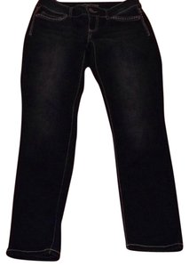 Maurices Jeggings-Dark Rinse