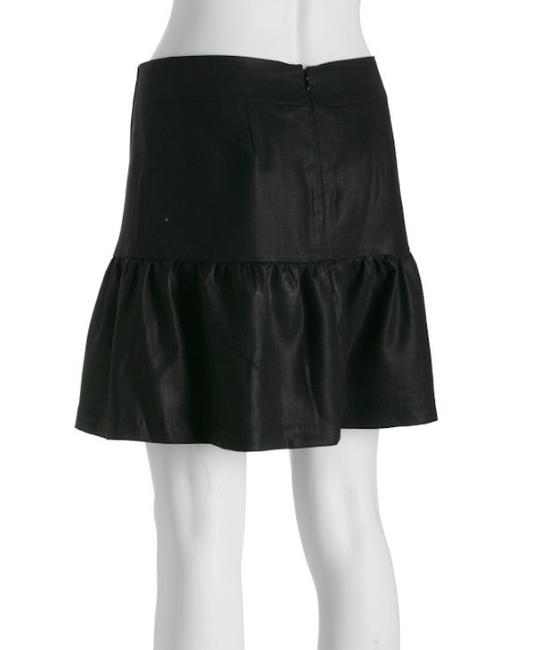 Tibi Mini Skirt Black