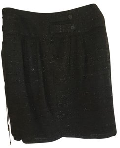 Badgley Mischka Sparkly Evening Designer Mini Mini Skirt