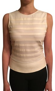 Theory Leather Peplum Spring Structured Desk To Dinner Top Bone
