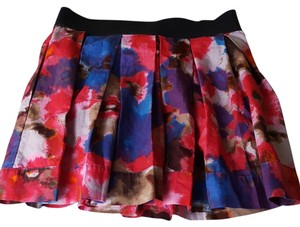 Jessica Simpson Mini Skirt Floral