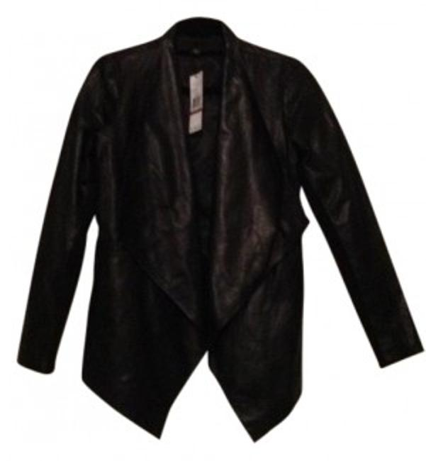 Preload https://item2.tradesy.com/images/kenneth-cole-black-leather-jacket-size-0-xs-15116-0-0.jpg?width=400&height=650