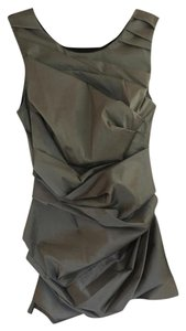 Vera Wang Sexy Evening Sleeveless Dress