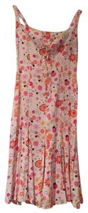 Multicolor Maxi Dress by Together Maxi Trumpet Hem Summer Flowers Party
