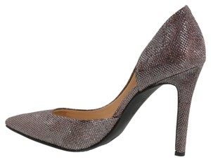 Jessica Simpson Bronze Sparkle Sandals