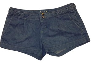Juicy Couture Mini/Short Shorts Light wash