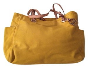 Michael by Michael Kors Tote in Yellow