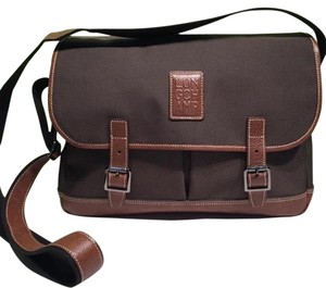 Longchamp Brown Messenger Bag