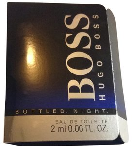Hugo Boss Hugo Boss Bottled Night Edt Mini 2ml