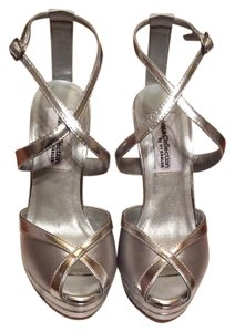 Dyeables Silver Platforms