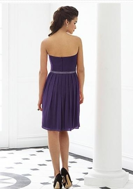 After Six Cocktail Strapless Dress