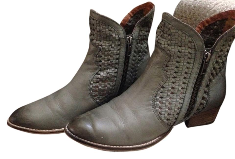 WOMENS value Seychelles Grey Boots/Booties Strong value WOMENS b48c24