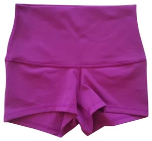 Lululemon New With Tags Lululemon Boogie Shorts roll Down Size 4 Regal Plum