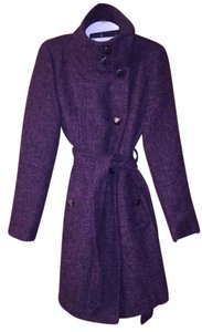 Tahari Plum Jacket