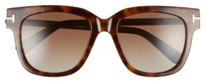 Tom Ford Tom Ford Tracy Havana Brown Sunglasses