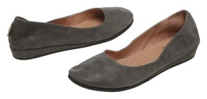 French Sole Taupe Flats