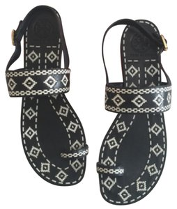 Tory Burch Reena tory navy Sandals