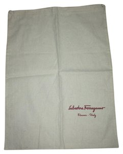 Salvatore Ferragamo Ferragamo Shoe Duster Bag