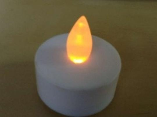 Preload https://item1.tradesy.com/images/white-with-amber-glow-175-led-tea-lights-votivecandle-151250-0-0.jpg?width=440&height=440