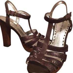 Gianni Bini Brown Platforms