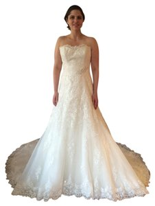David Tutera For Mon Cheri 213261 - Charlene Wedding Dress