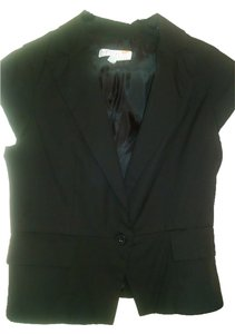 New York & Company Dryclean Only Top black
