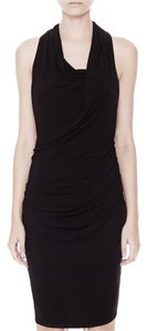 Helmut Lang Casual Stretchy Little Lbd Dress