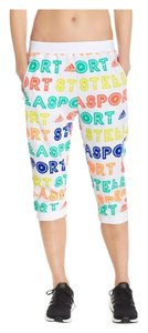 adidas By Stella McCartney Adidas by Stella McCartney Logo Capri Pants