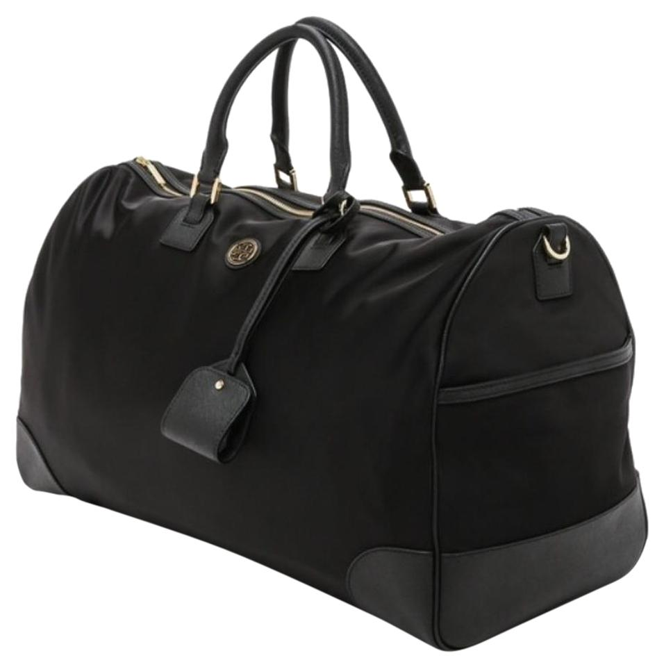 Tory Burch Dena Black Travel Bag