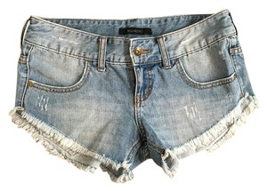 Billabong Denim Shorts-Medium Wash