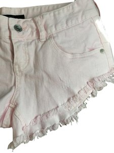Billabong Denim Shorts-Light Wash