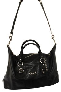 Coach Designer Leather Hobo Bag