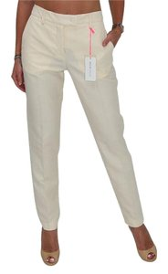 See by Chloé Chloe Chloe Chloe Ankle Length Trouser Pants Beige