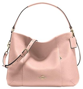 Coach Leather Isabelle Cross Body Bag