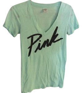 Victoria's Secret Victoria's Secret Pink XS Teal V-neck