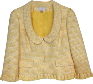 Ann Taylor LOFT Yellow Jacket
