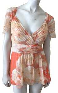 Tracy Reese Top Floral