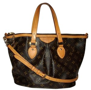 Louis Vuitton Palermo Cross Body Bag