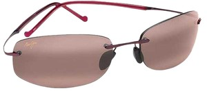 Maui Jim Maui Jim Sunglasses R516-07 Rectangular