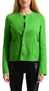 Dsquared2 Bright Green Blazer