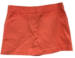 Trina Turk Mini Skirt Pink, Orange