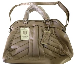 Chocolate Handbags Neutralcolor Shoulder Bag