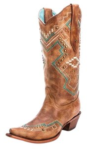 Corral Boots Vintage Women's Light Brown Boots