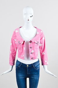 Moschino Couture And Pink Jacket