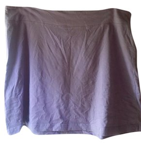 Merona Mini Skirt Purple
