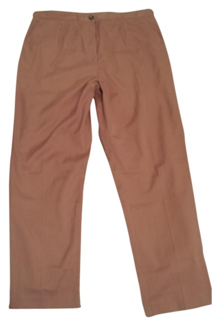 Preload https://item4.tradesy.com/images/asos-apricot-capri-new-trousers-size-10-m-31-1513198-0-0.jpg?width=400&height=650