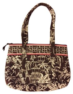Vera Bradley Imperial Toile Shoulder Bag
