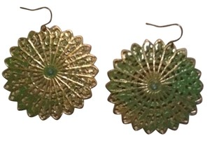Other Filigree Style Flower Earrings