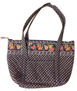 Vera Bradley Royal Pattern Shoulder Bag