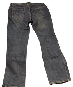 Axcess Boot Cut Jeans-Dark Rinse